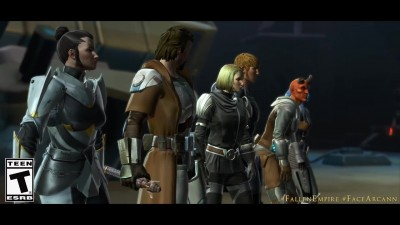 "Star Wars: The Old Republic - Тизер-трейлер 16 главы ""The Battle of Odessen"""