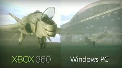 """Bionic Commando """"PC vs 360 Comparison"""""""