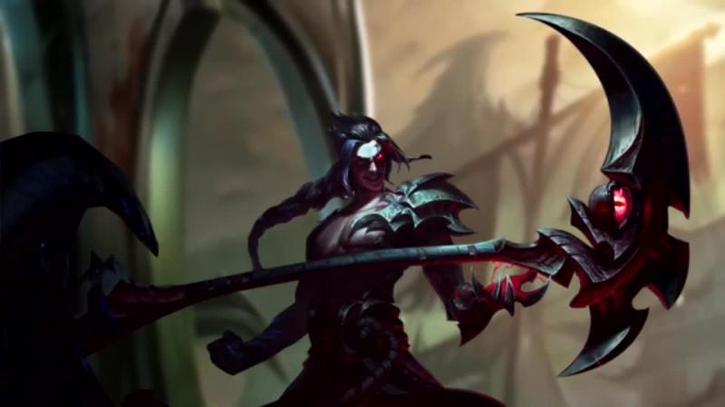 Истории League of Legends: Каин / Kayn