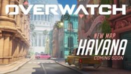 """Следующим полем боя в Overwatch станет """"Гавана"""""""