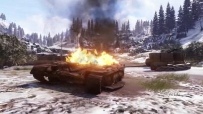 Новый PvE трейлер Armored Warfare для Playstation 4
