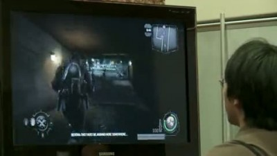 "Resident Evil Operation Raccoon City ""SDCC 11 Gameplay Cam"""