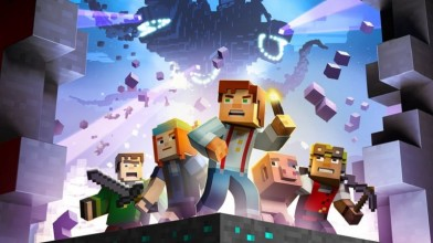 Первые серии Minecraft: Story Mode вышли на Netflix