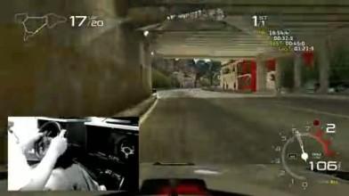 """Auto Club Revolution """"Lakeside Italia inferno azzuro hot lap"""""""