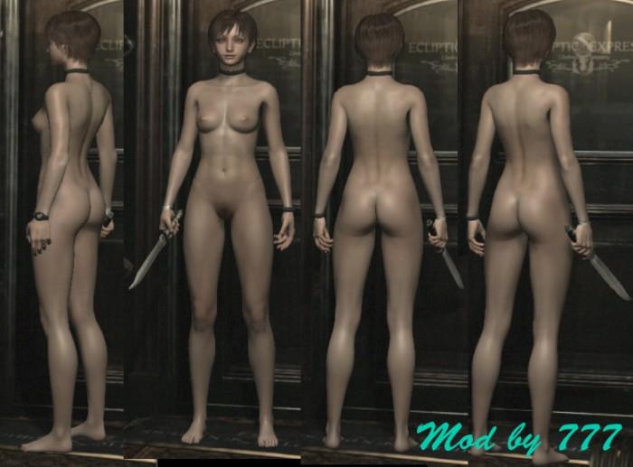 "Resident Evil 0 ""Rebecca Nude 18+"""