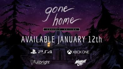 Gone Home выйдет на консолях в январе 2016-ого