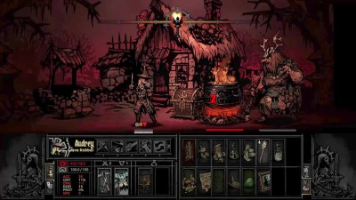 "Darkest Dungeon ""Демонстрация геймплея """