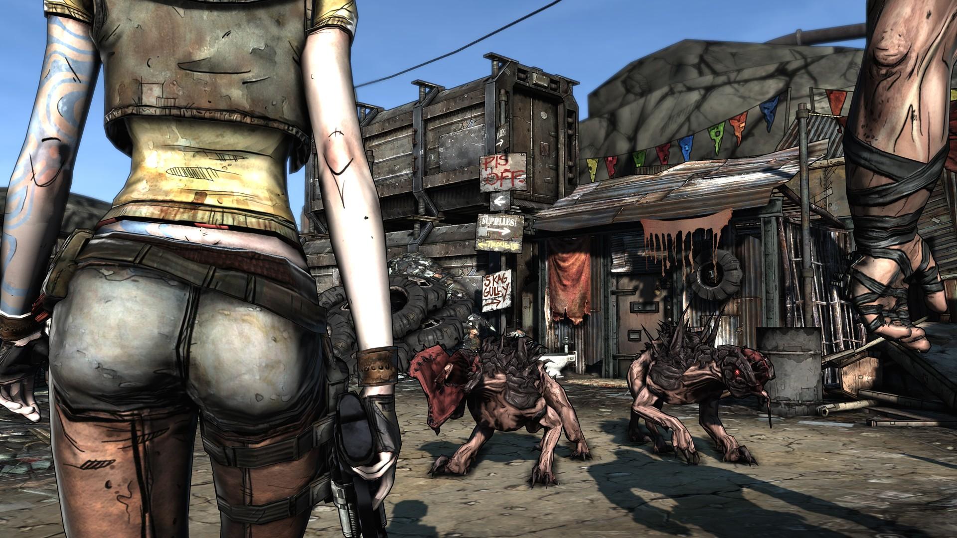 Обновлённая Borderlands: GOTY и набор HD-текстур для Borderlands 2 и The Pre-Sequel выйдут 3 апреля