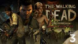 Релиз перевода The Walking Dead: A New Frontier - Episode 4-5