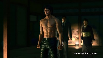 YAKUZA 2 PS4 Remake: Расширенная история (Yakuza Kiwami 2)