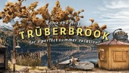 Truberbrook - разработчики уточнили дату выхода интерактивного приключения