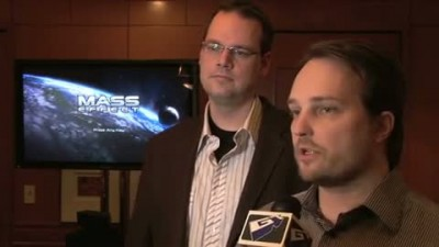 "Mass Effect ""GDC 2008: PC Interview"""