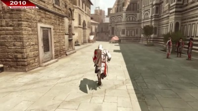 История графики Assassin's Creed (2008 - 2015) | PC | Ультра
