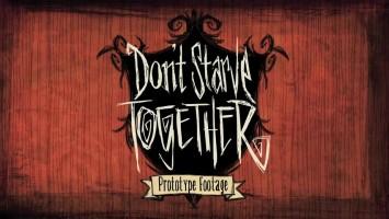 """Don't Starve """"Прототип совместной игры"""""""