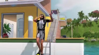 "The Sims 3 ""Трейлер дополнения Island Paradise"""