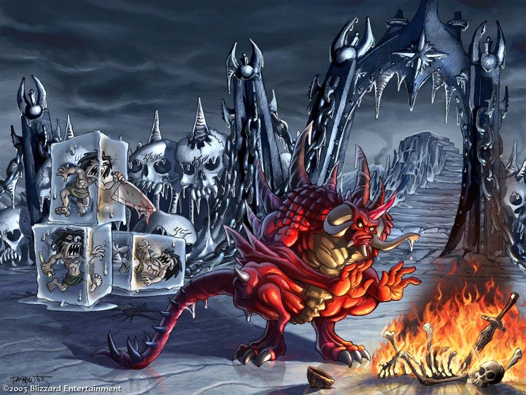 Diablo 2 Мод Underworld