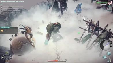 Goliath Прохождение - ч5 ЛЕДЯНОЙ ГОЛИАФ