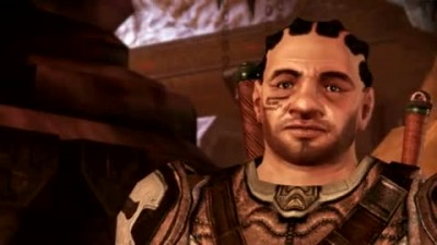 "Dragon Age: Origins ""SDCC 09: Dwarf Commoner Trailer"""