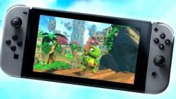 3D-платформер Yooka-Laylee получил дату релиза на Nintendo Switch