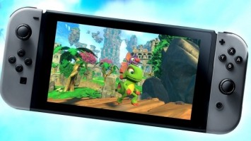 3D-платформер Yooka-Laylee получил дату релиза на Nintendo Switch