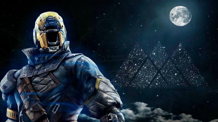 Слив: Destiny 2 вернётся на Луну этой осенью