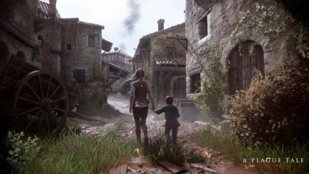 Создатели A Plague Tale: Innocence знакомят нас с семьёй главных героев игры