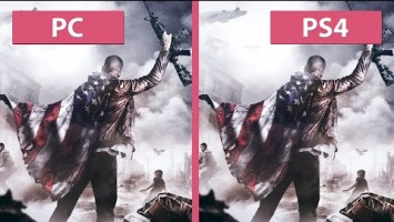 Графика в Homefront: The Revolution - PC vs. PS4