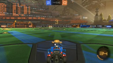 Rocket League - Pentium G4560 - Intel HD 610 - 8GB RAM