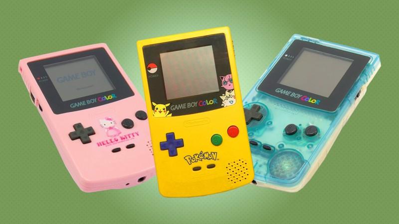 Сегодня ровно 20 лет с момента выхода Game Boy Color