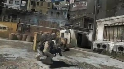 "Ghost Recon: Future Soldier ""Team Ghost Member 3: Coco"""