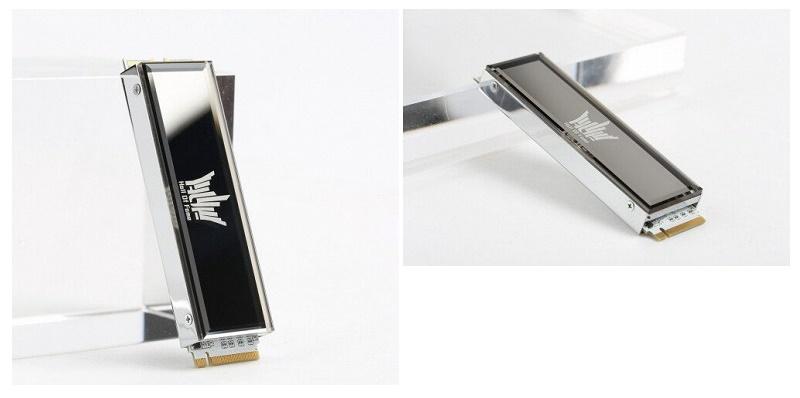 Вероятно, это самый красивый SSD с PCIe 4.0. Представлен Galax HOF Extreme