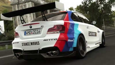 "Project CARS ""Трейлер Stanceworks Track Expansion (DLC #8)"""