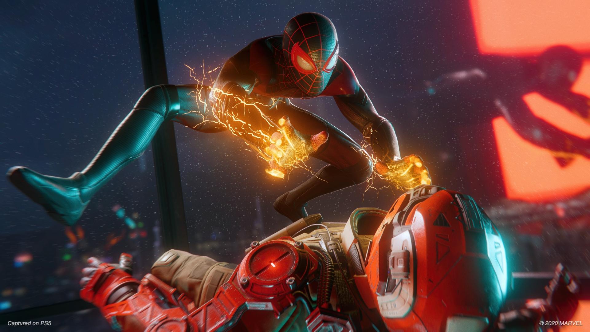 Marvel's Spider-Man: Miles Morales - это расширенная и улучшенная версия игры 2018 года
