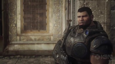 "Gears of War: Ultimate Edition ""Трейлер Коула"""