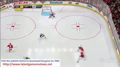 "NHL 12 ""Power Play Goal"""