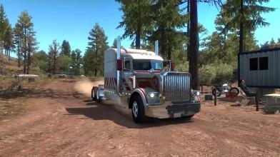 American Truck Simulator - Впечатления от DLC Oregon