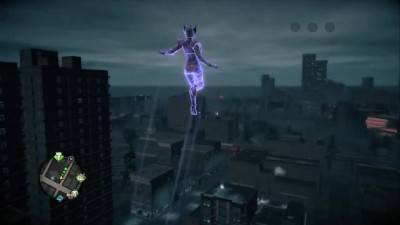 "Saints Row 4 ""Epic Jump Achievement"""