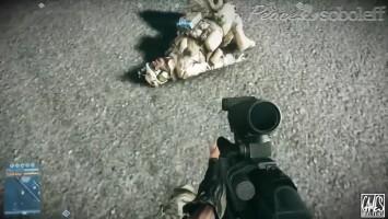 Песня про Battlefield 3 | «Он встал и пошел»