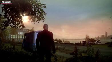 Hitman: Absolution - Графика игры на PlayStation 3 и PlayStation 4 Pro