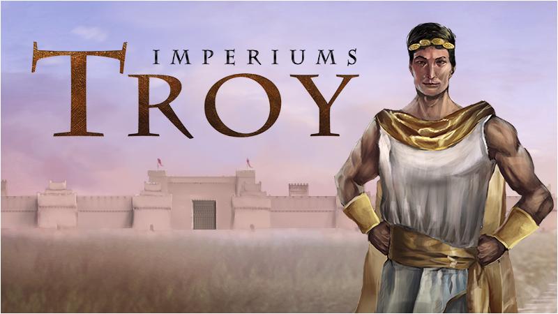 Imperiums: Greek Wars получила дополнение с Троей