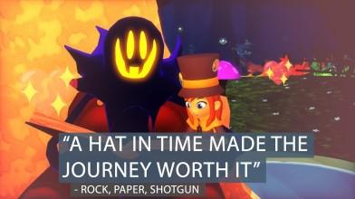 Платформер A Hat in Time совсем скоро выйдет на консолях