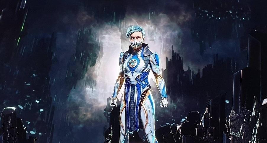 Фрост - личная ученица Саб-Зиро появится в Mortal Kombat 11