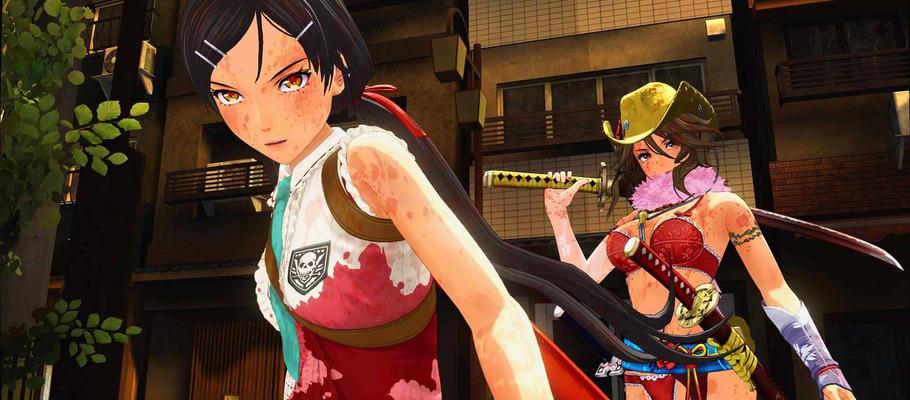 Слэшер Onechanbara Origin выйдет в Азии в этом месяце на PC и PS4