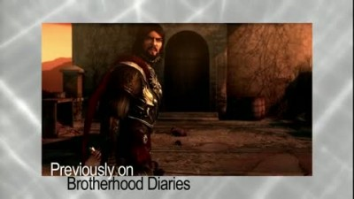 "Assassin's Creed Brotherhood ""Video Dev Diary #4"""