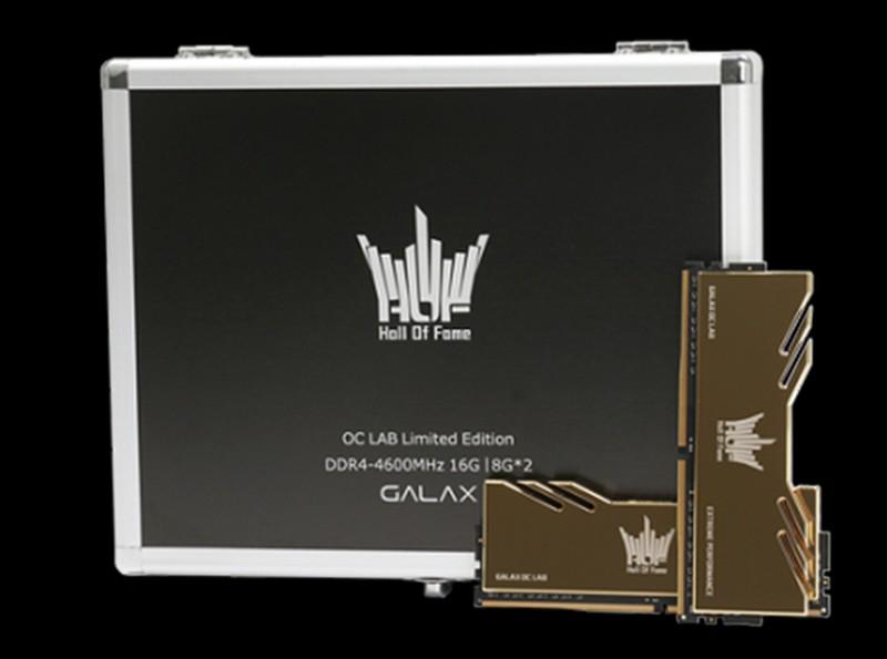 Galax HOF Extreme OC Lab Edition DDR4-4600