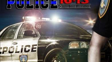 POLICE 10-13: officer needs assistance - Первый WIP тизер-трейлер