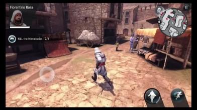 Анонс и релиз нового Assassin's Creed Identity на iOS