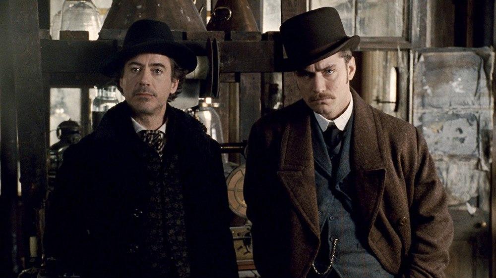 Создатели «Шерлока Холмса» объявили дату выхода 3-й части