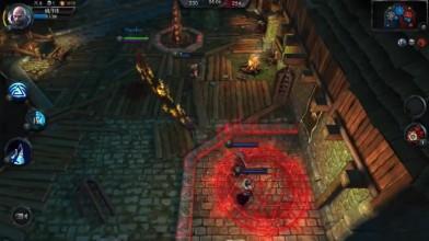 """The Witcher Battle Arena """"10 минут геймплея"""""""