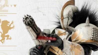 Фигурки Титанов Destiny 2 от компании 3A